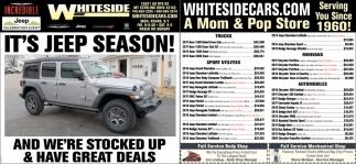 Jeep Season