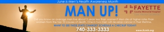 Men's Health Awareness Month