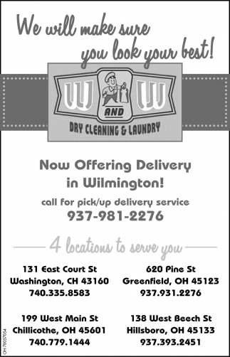 Now offering delivery in Wilmington!