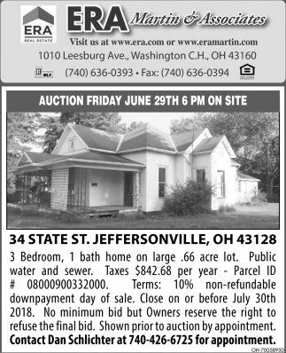 34 State St. Jeffersonville