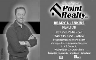 Brady J. Jenkins Realtor