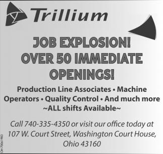 Job Explosion