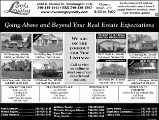 Going Above and Beyond Your Real Estate Expectations