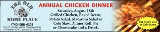Annual Chicken Dinner