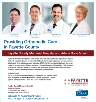 Orthopedic Care