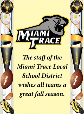 Wishes all teams a great fall season