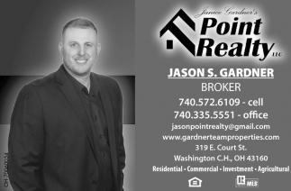 Jason S. Gardner Realtor
