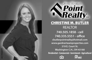 Christine M. Butler Realtor