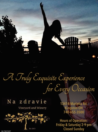 A Truly Exquisite Experience for Every Occasion
