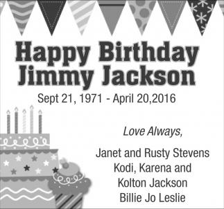 Jimmy Jackson