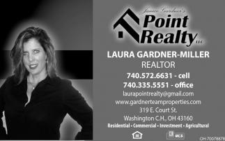 Laura Gardner-Miller Realtor