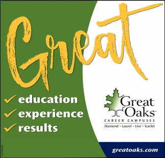 Great education, experience, results