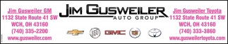 Jim Gusweiler Auto Group