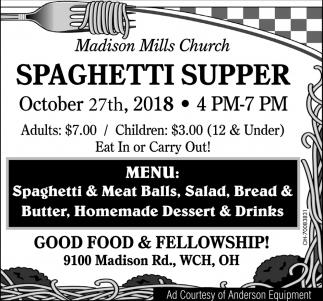 Spaghetti Super