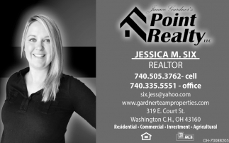 Jessica M. Six Realtor