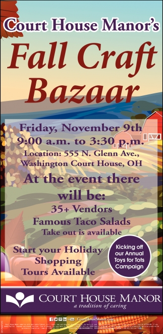 Fall Craft Bazaar