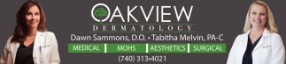 Medical, Mohs, Aesthetics, Surgical