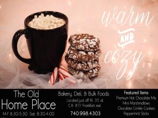 Bakery, Deli, & Bulk Foods