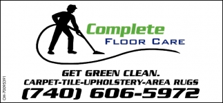Get green clean