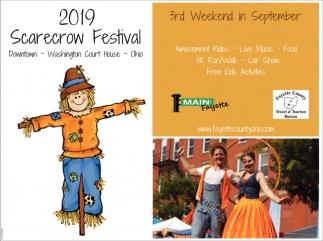 3rd Weekend in September