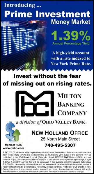 Prime Investment Money Market