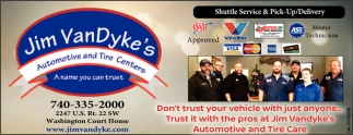 Automotive and Tire Care