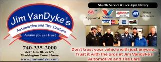 Automotive and Tire Care