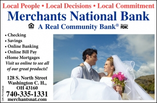 Local People. Local Decisions. Local Commitment