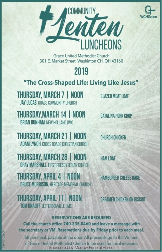 The Cross-Shaped Life: Living Like Jesus