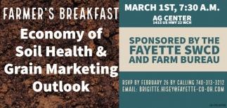 Fayette SWCD and Farm Bureau