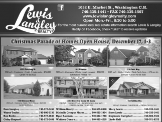 Christmas Parade of Homes Open House