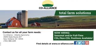 Total farm solutions