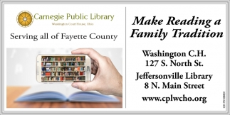 Make Reading a Family Tradition