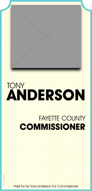 Fayette County Commissioner