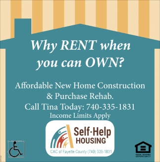 Affordable New Home Construction
