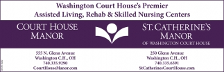 Washington Court House's Premier