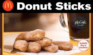 Donut Sticks