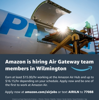 Hiring Air Gateway team members