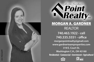 Morgan A. Gardner Realtor