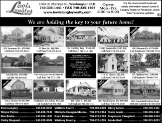 We are holding the key to your future home!