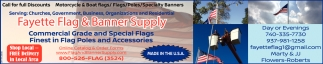 Commercial Grade and Special Flags Finest in Flag Poles and Accesories
