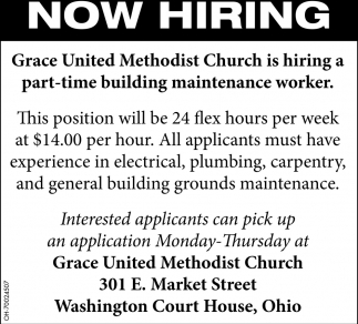 Building Maintenance Worker