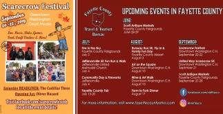 Scarecrow Festival - September 20 - 22