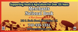 Supporting Youth & Agriculture For Over 135 Years