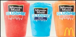 Minute Maid - Slushie