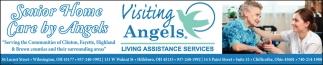 Senior Home Cae by Angels