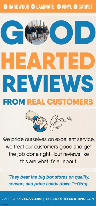 Good Hearted Reviews From Real Customers