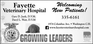Welcoming New Patients!