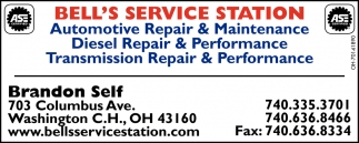 Automotive Repair & Maintenance