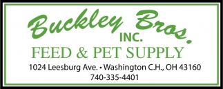 Feed & Pet Supply